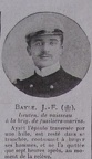 BAYLE J.F, fusiliers marins