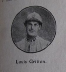 GRITTON Louis, 087ème RI