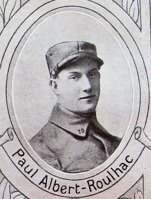 ALBERT ROULHAC Paul, (Paris), 070ème RI.jpg
